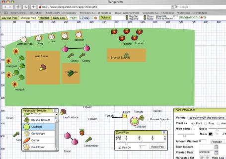 my plan garden